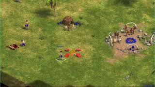 Age of Empires DE TC Ascent of Egypt Hunting